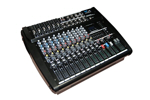 W Audio Digimix 2 Powered Desk