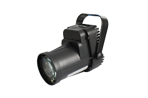 Acme 3 W LED Pinspot Black