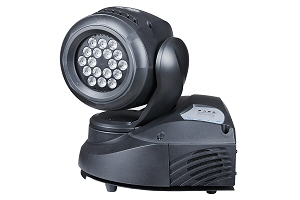 iSolution Splendor 18 LED Moving Head